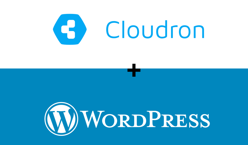 WordPress and Cloudron
