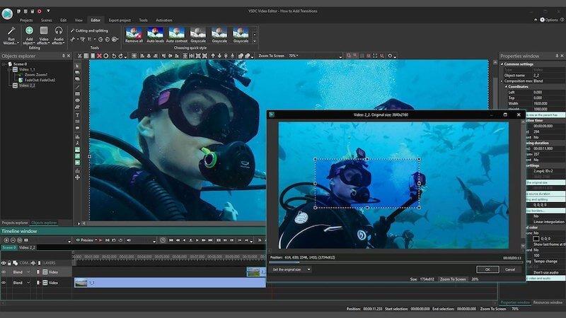 VSDC Video Editor Pro Lifetime License