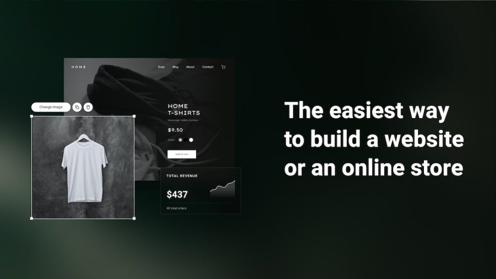 Zyro The easiest way to build a website or an online store