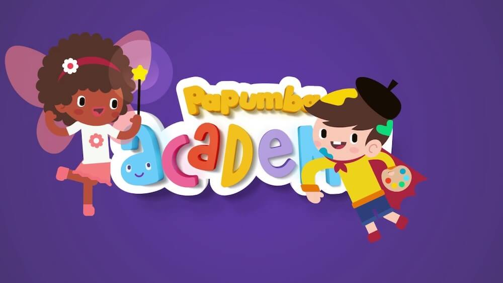 Papumba Fun Learning App for Kids