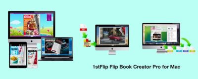 1stFlip Flip Book Creator Pro for Mac