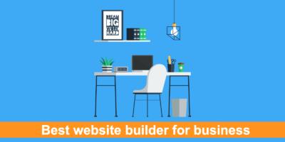 Top 20+ Cheap best website builder for Business