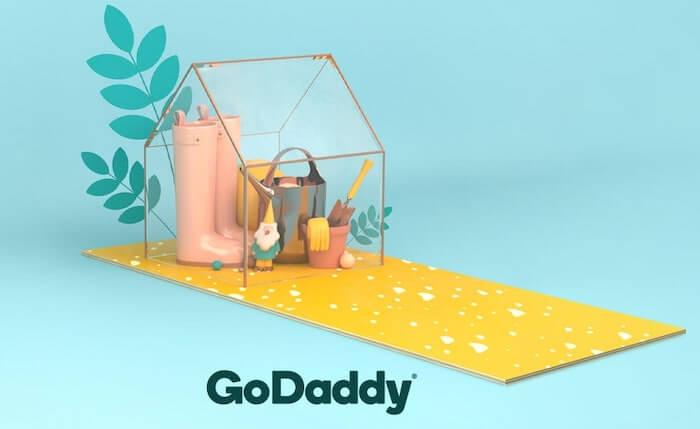 GoDaddy Web hosting