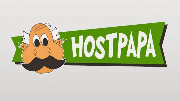 Hostpapa web hosting