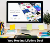 web hosting lifetime deal on the market