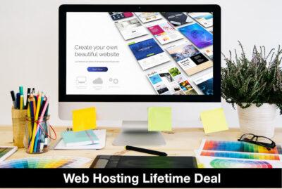 web hosting lifetime deal on the market