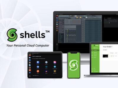 Shells™ Personal Cloud Computer: 1-Yr Subscription