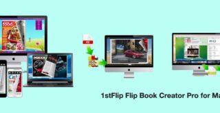 1stFlip Flip Book Creator Pro for Mac