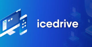 40% Off icedrive Cloud storage lifetime subscription