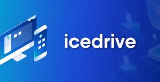 40% Off icedrive Cloud storage lifetime subscription